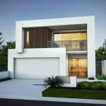 Renovasi Rumah Minimalis dengan Arsitektur Menawan untuk Hunian Keluarga Kecil