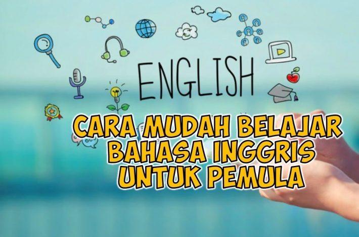 Cara Mudah Belajar Bahasa Inggris Online untuk Pemula