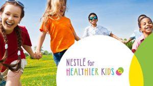 Paket Produk Nestle for Healthier Kids dengan Gizi Seimbang