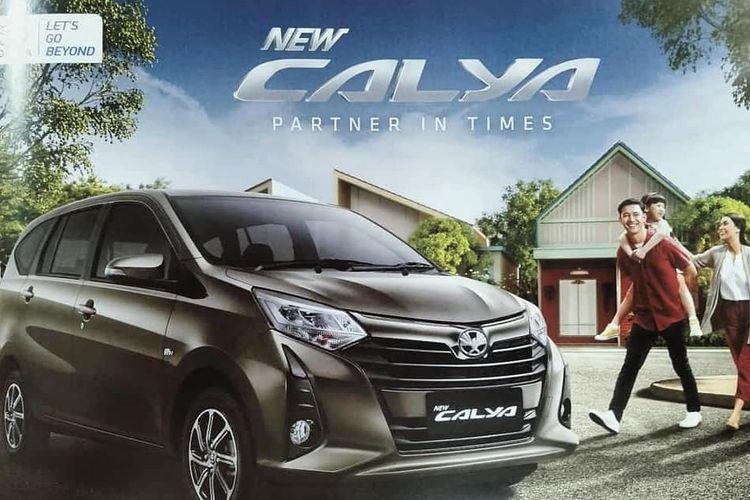 Toyota Calya Terbaru 2020