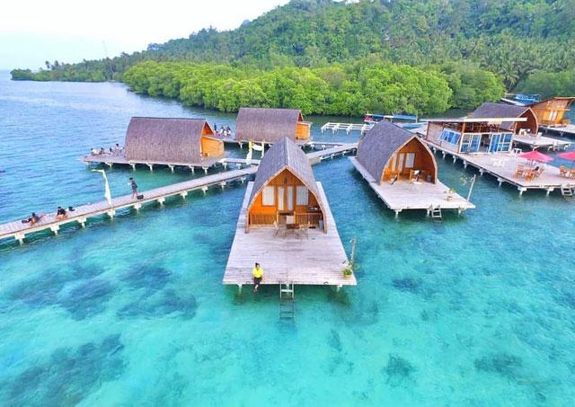 7 Destinasi Wisata Lampung Yang Hits Dan Menawan